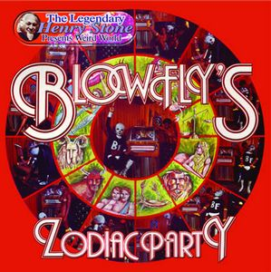 Blowfly - Zodiac Party lp (Weird World)